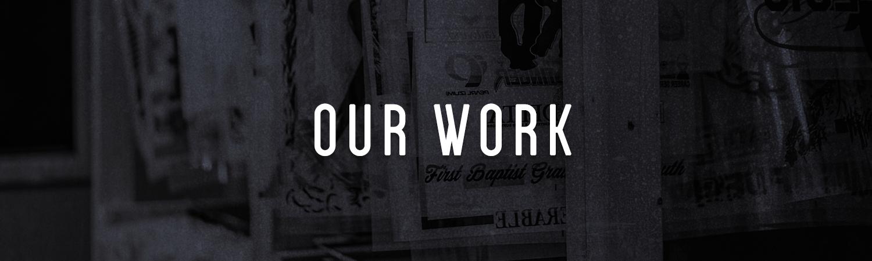 UpstateMerch Website Banner OurWork 01 1 - Our Work