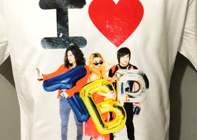 thebandperry 400x284 - Our Work