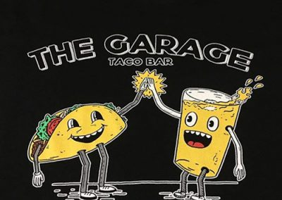 thegarage 400x284 - Our Work