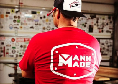 mannmade 400x284 - Our Work