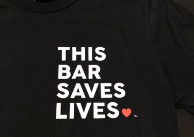thisbarsaveslives 400x284 - Our Work